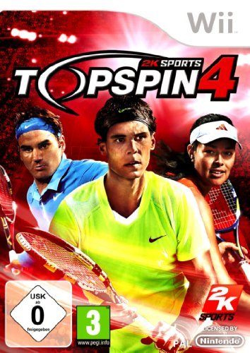 Top spin 4 [import allemand]