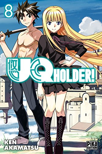 UQ Holder! T08
