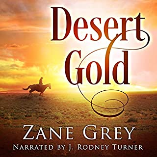 Desert Gold cover art