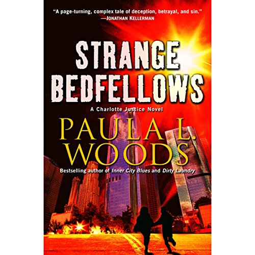 Strange Bedfellows audiobook cover art