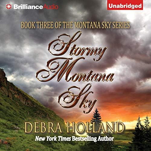 Stormy Montana Sky Audiobook By Debra Holland cover art