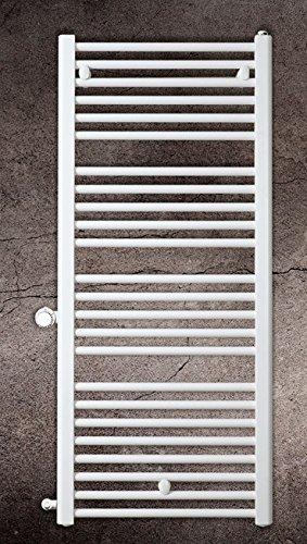 Austauschheizkörper Badheizkörper 1700x500mm seitl. Nabenabstand 500 mm