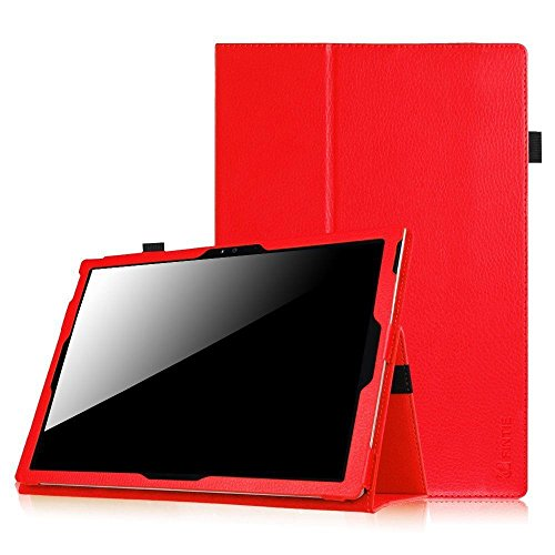 Best Shopper - Microsoft Surface Pro 3/4 Protective Case - Red
