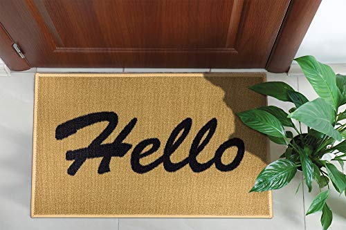 You Again, 18 * 30inch Natural Funny-Welcome-Mat Kitchen//Outdoor//Indoor 18 x 30 Doormat with Non-Slip