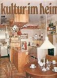 Kultur im Heim 3 1986 Wohnen Möbel DDR