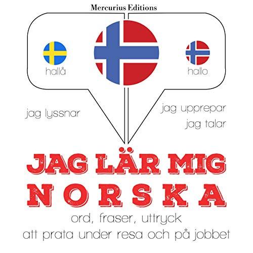 Jag lär mig norska cover art
