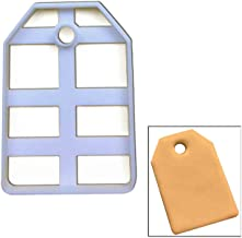 Teabag cookie cutter, 1 pc, Ideal for high tea party