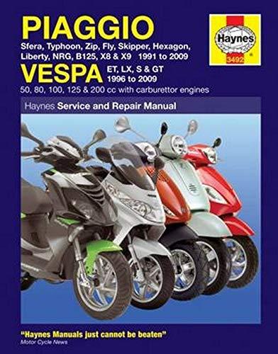 Collecteur dadmission Convient Piaggio Liberty//X8/125//150//Vespa LX