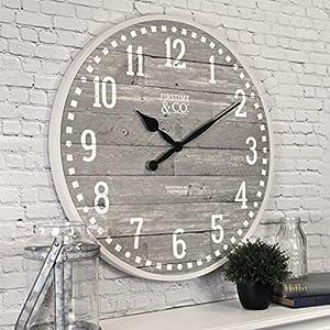 51bKVRfIDtL._SS300_ Coastal Wall Clocks & Beach Wall Clocks