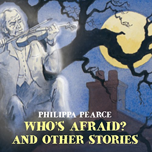 Who's Afraid? and Other Strange Stories cover art