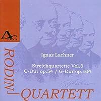 Lachner: String Quartets Vol.3