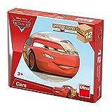 Dino Toys- Cubos de Madera Del Puzzle (641228) , color/modelo surtido
