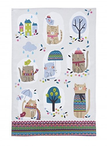 Ulster Weavers Cosy Chat Style Coton Torchon