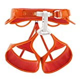 PETZL, arnés de Escalada Sama - Rosso Corallo Talla:XL