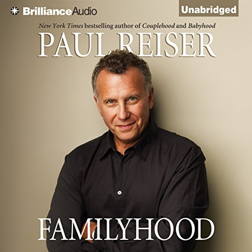 Familyhood audiobook cover art