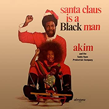 Santa Claus Is a Black Man