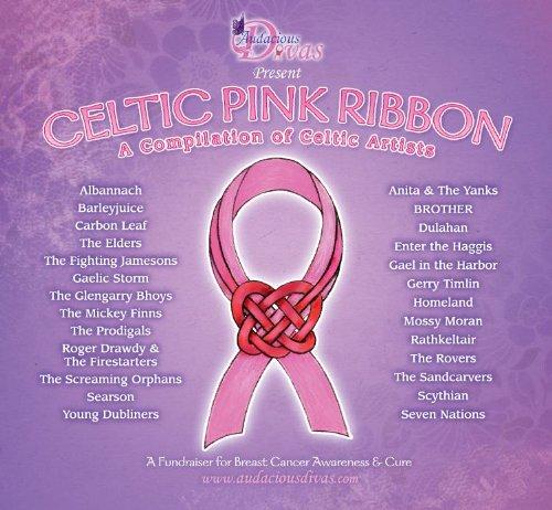 Celtic Pink Ribbon