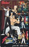 テレホンカード テレカ THE KIND OF FIGHTERS '95 ① 50度数
