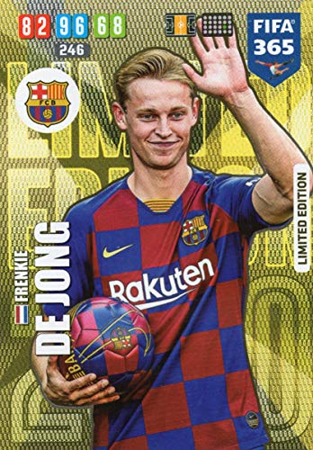 Panini Adrenalyn XL fifa 365 2020 todos 10 multi pack 10 X Limited Edition
