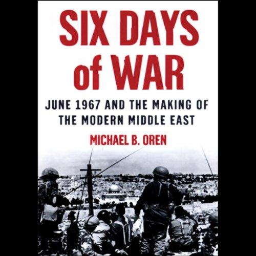 Six Days of War  Audiolibri