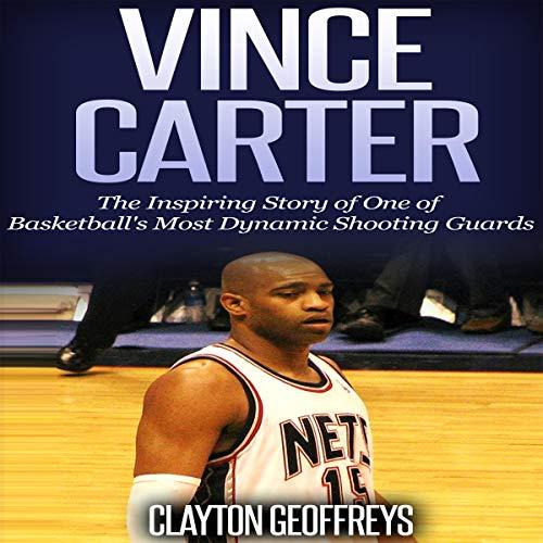 Vince Carter cover art