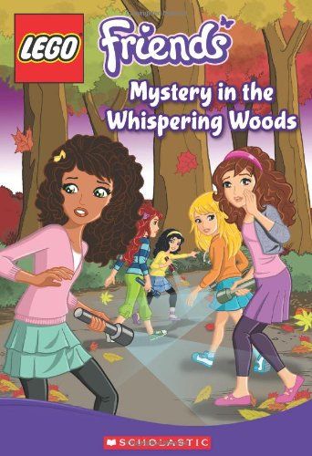 Hapka, C: LEGO Friends: Mystery in the Whispering Woods (Cha