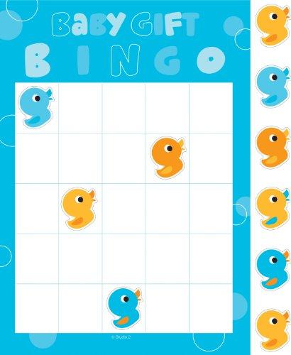 Lil 'Quack Baby Shower fête Jeu de bingo