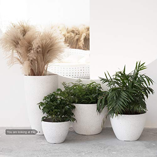LA JOLIE MUSE Large Outdoor Tall Planters
