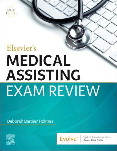 Elsevier's Medical Assisting Exam Review