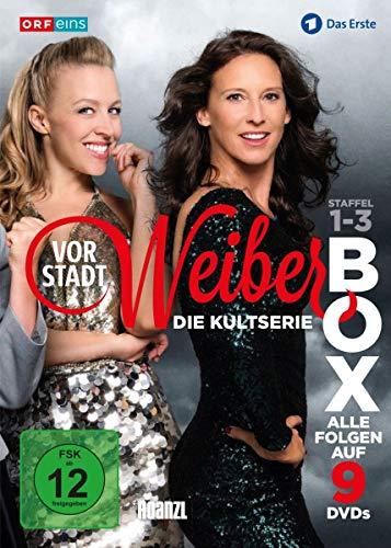 Staffel 1-3 (Österreich Version) (9 DVDs)