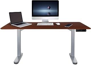 Fortia 160cm Wide Motorised Height Adjustable Ergonomic Standing Desk for Office or Home
