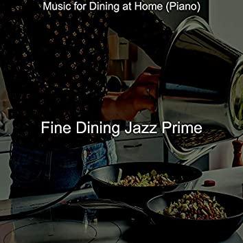 Music for Dining at Home (Piano)