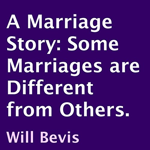 A Marriage Story cover art