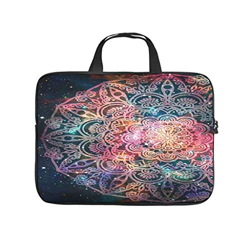 Laptop Bag Magic Waterproof Fashionable Carry Bag Compatible with 13-15.6 Inch Notebook