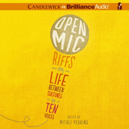 Open Mic audiobook cover art