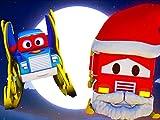 【Christmas】The Giant Elf Truck / Santa's Sledge