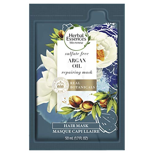 Herbal Essences Bio:Renew Argan Oil of Morocco Repairing Mask Treatment For Damaged Hair, 50ml