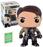 51bKl7sheiL. SL160  - Arrow-verse : John Barrowman annonce son départ de l'univers super-héroique de la CW