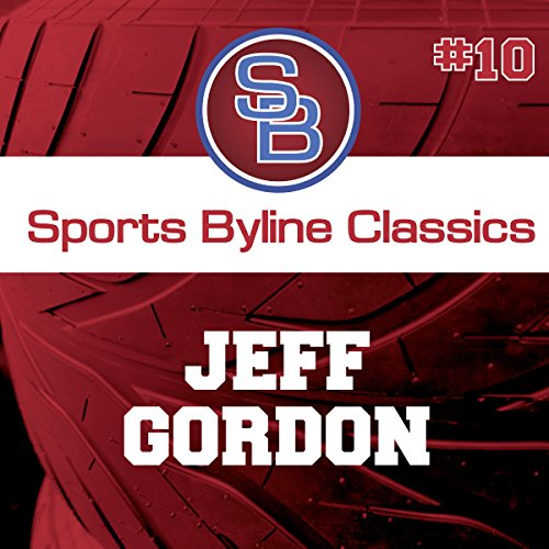 Sports Byline: Jeff Gordon copertina