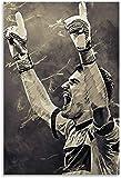 ZRRTTG Leinwand Druck Poster Iker Casillas Fußball für