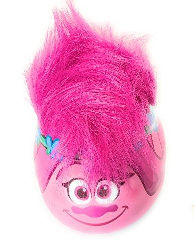 Trolls Poppy Wild Hair Bike Helmet