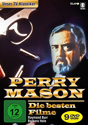 Perry Mason: Die besten Filme (Teil 2) (9 DVDs)