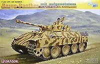 1 35 ドラゴン ドイツ ベルゲパンター IV号戦車砲塔搭載型 6835