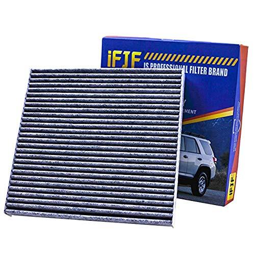 Filtro de aire de cabina CP134 (CF10134) incluye carbón activado 80292-SDA-A01 para Honda Acura Premium Civic CR-V Odyssey CSX ILX MDX RDX