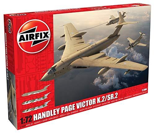 エアフィックス 1/72 イギリス空軍 ハンドレページ ヴィクター K.2 プラモデル X12009