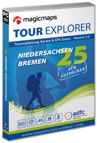 Tour Explorer 25 Deutschland -  Niedersachsen / Bremen, Version 5.0