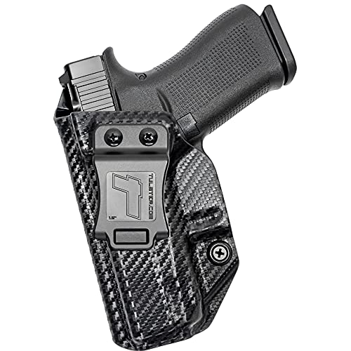 Tulster IWB Profile Holster in Left Hand fits: Glock 43/43X Holster
