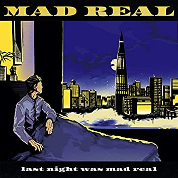 Mad Real (feat. Horim, Chaboom)