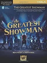 The Greatest Showman: Instrumental Play-Along Series for Viola (Hal Leonard Instrumental Play-Along)