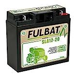 SLA 12–20fulbat SLA Batterie sans entretien, renforcé 12V 20Ah gazon...